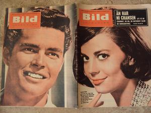 Bildjournalen nr 9 1962 Natalie Wood