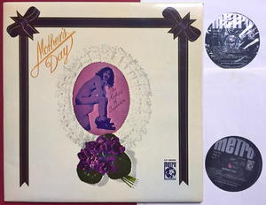 FRANK ZAPPA / MOTHERS OF INVENTION - Mother´s day Norsk 2-LP 1971