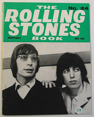 The Rolling Stones Monthly Bok - No 24, May 1966