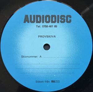 "(ABBA) MICHAEL B. TRETOW - ""same"" Swe-orig  TEST PRESSING LP 1983"