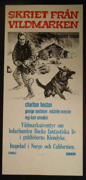 THE CALL OF THE WILD (CHARLTON HESTON, GEORGE EASTMAN)