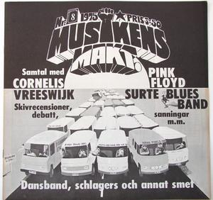 MUSIKENS MAKT - No 8 1975