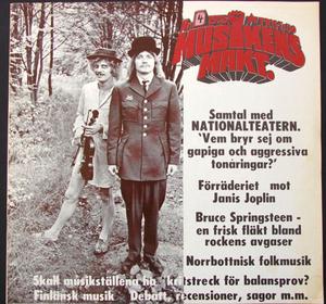 MUSIKENS MAKT - No 4 1975