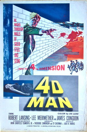 4-D MAN (1959)