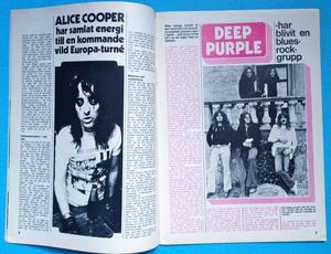 GO no 2 1973 ROGER DALTREY (Who) cover