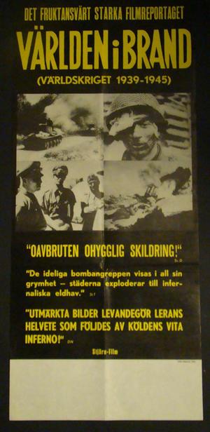 WORLD ON FIRE (WW2 1939-1945)