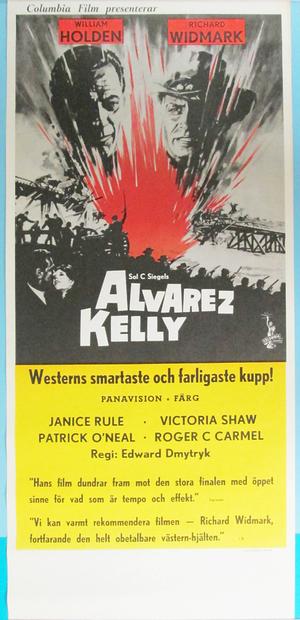 ALVAREZ KELLY (1966)