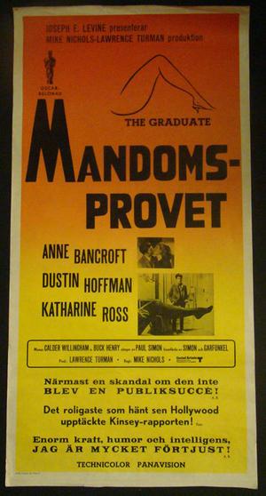 MANDOMSPROVET (1966)