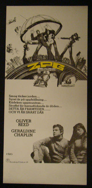ZPG: ZERO POPULATION GROWTH (OLIVER REED)