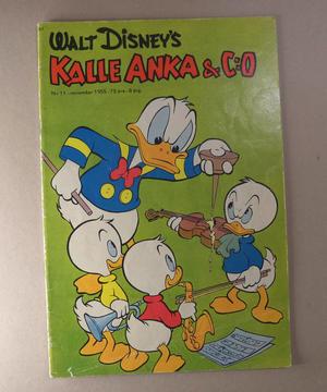 KALLE ANKA Nr 11 1955