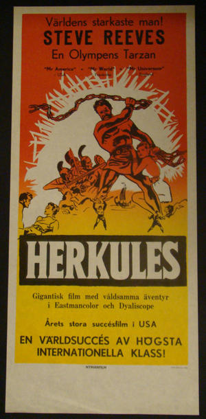 HERKULES (STEVE REEVES)
