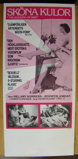 """The budding of brie"""" with Hillary Summers (1970´s)"""