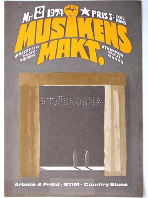 MUSIKENS MAKT - Nr 2 1974