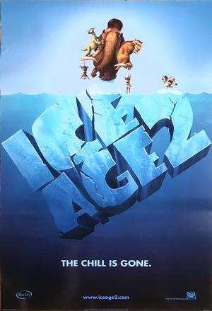 ICE AGE 2 - THE MELTDOWN (2006)