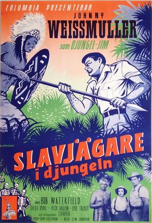 DJUNGEL-JIM - SLAVJÄGARE I DJUNGELN(1951)
