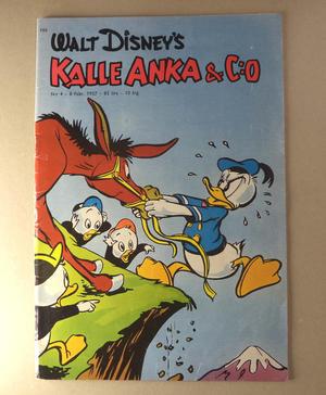 KALLE ANKA Nr 4 1957