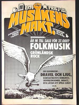 MUSIKENS MAKT - Nr 11 1974