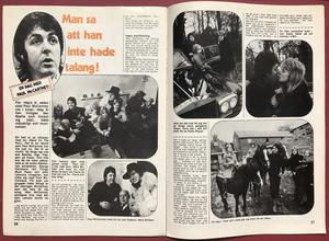 GO magazine - no 1 1975 ELTON JOHN cover