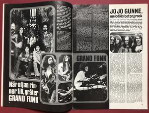 GO - nr 1 1975 ELTON JOHN omslag