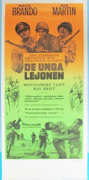 DE UNGA LEJONEN (1958)