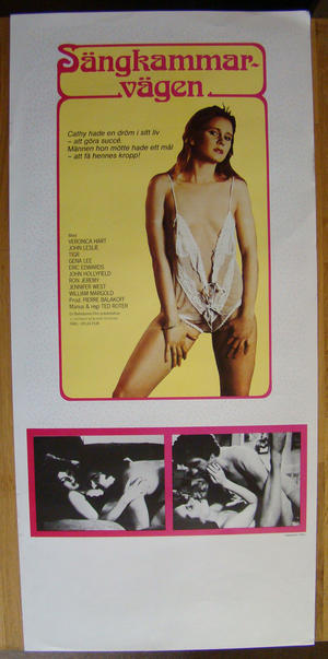 Sängkammarvägen - about Cathy (1980's)