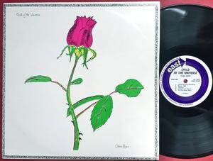CHAS ROSE - Child of the universe Australia-orig LP 1976