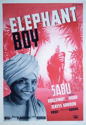 ELEPHANT BOY (1937)