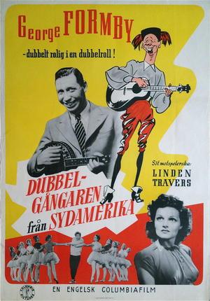 DUBBELGÅNGAREN FRÅN SYDAMERIKA (1941)