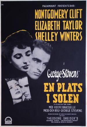 EN PLATS I SOLEN (1951)
