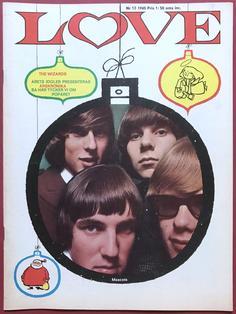 LOVE med Min Melodi - Nr 12 1965 MASCOTS omslag