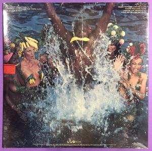 ISAAC HAYES - Juicy fruit (Disco freak) US-orig LP 1976  STILL SEALED!