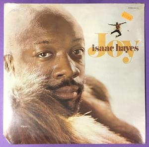 ISAAC HAYES - Joy US-orig LP 1973 OÖPPNAD!