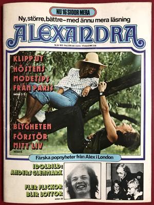 ALEXANDRA - Nr 20 1973