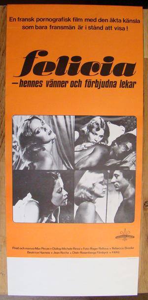 Felicia - hennes vänner och förbjudna lekar (1977)