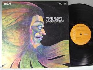 ORGANISATION (KRAFTWERK) - Tone float RCA UK LP 1970