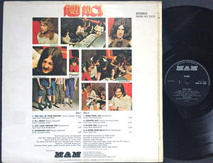 "FUZZY DUCK - ""same"" UK-orig MAM LP 1971"