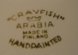 Muki, Crayfish