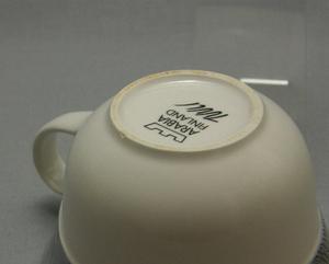 Teekupit ilman alusvatia, 3 kpl, Tuuli, Merituuli