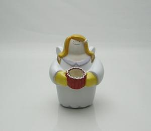 Julfigurin, ängel, AR (SÅLD)