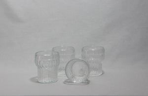 Selterglas, 4 st, Kehrä, NS