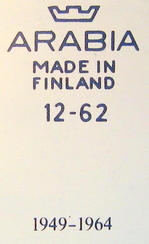 Mockakoppar, 3 st, Ruska