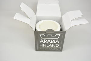 Kaffekoppar 4 st,  Arctica, White,  IL
