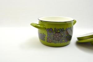 Gryta 1,5 l, Maaret grön, (Primavera)Arabia/Finel, RU