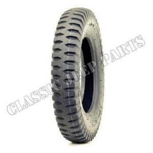 SPEEDWAYS NDT tire 6.00-16 with GOOD YEAR pattern