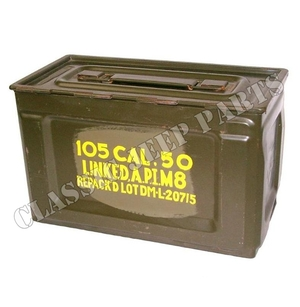 Ammobox Cal .50 NOS