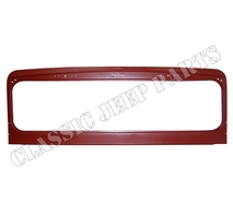 Windshield frame M38A1