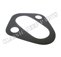 Fuel pump gasket to block