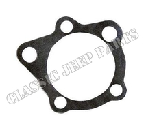 Oil pump cover gasket gear drive engine