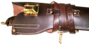 Leather Scabbard M1 Carbine