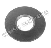 Crankshaft thrust washer